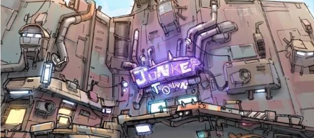 'Overwatch' update brings new Junkertown map and major tweaks to Mercy and D.Va. [Image via YouTube/PlayOverwatch]