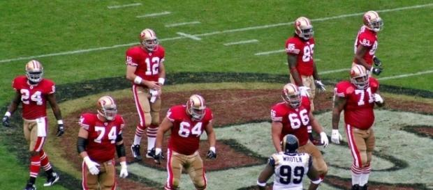 San Francisco 49ers (Wikimedia Commons/John Martinez Pavliga)