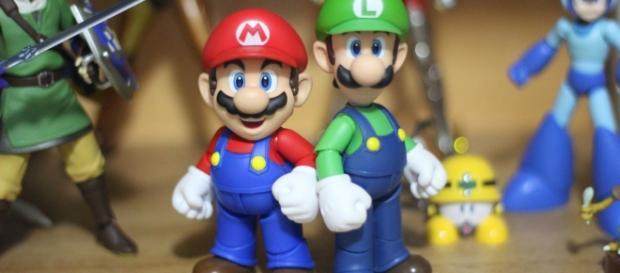 Mario, Luigi, and other popular Nintendo characters - Gustavo Godoi Gustavo via Pixabay