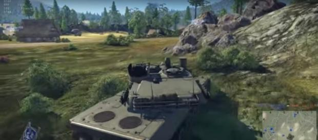 Tons of new tanks are included in the New Era update. [Image via PhlyDaily/YouTube]