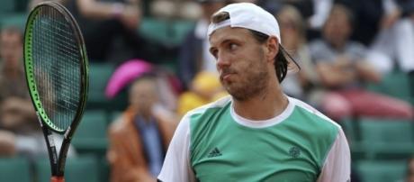 Roland-Garros : fin de l'aventure pour Lucas Pouille - Le Parisien - leparisien.fr