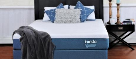 Tanda is an innovative new technology that makes it easier to sleep. / Photo via Charles Sesseelberg and Tanda, used with permission.