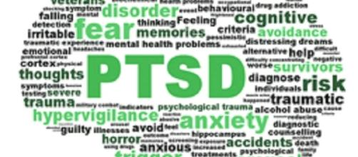 A new research found that PTSD may increase the risk of lupus/Photo via Q, Wikimedia Commons