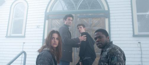 A série pecou por não apostar em nomes fortes para o elenco