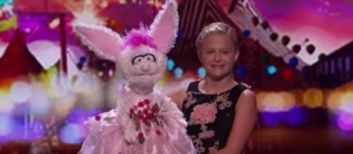 """""""America's Got Talent"""" names season 12 winner. YouTube/AGT"""