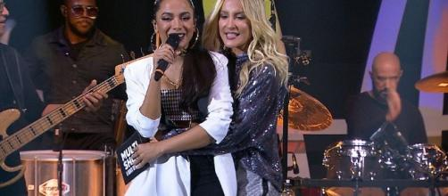 As cantoras farão uma parceria inédita