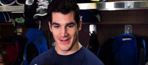 Brian Boyle. Image Credit: Twitter via Sportsnet.