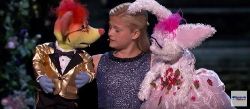Darci Lynne Farmer, Image Credit: America's Got Talent / YouTube