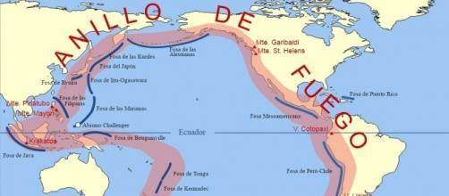 Razón por la cuál han habido tantos sismos