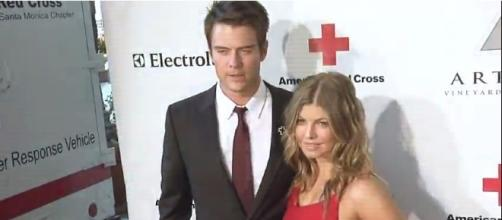 "Fergie and Josh Duhamel ""Red Tie Affair"" 2011 Red Carpet 
