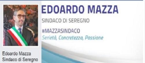 Il sindaco di Seregno (Monza Brianza) Edoardo Mazza arrestato stamattina