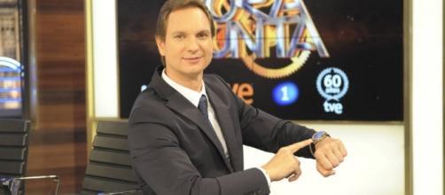Javier Cárdenas en su programa de TVE, Hora Punta - elespanol.com