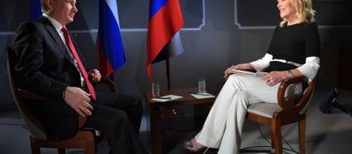 Megyn Kelly interviewed Russian President Vladimir Putin in her NBC premiere / [Image Source: kremlin.ru, Wikimedia Commons]
