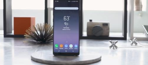 Samsung Galaxy Note 8 hands on -Image- YouTube/The Verge