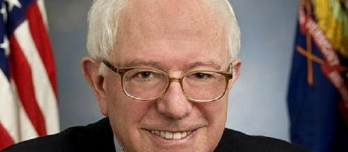 Sen Bernie Sanders (Official Senate portrait wikimedia commons)