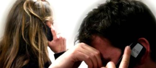 Una donna ha perseguitato l'ex amante dopo che lui voleva chiudere il rapporto