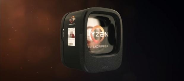AMD's most powerful processor, Ryzen Threadripper (via YouTube - AMD)