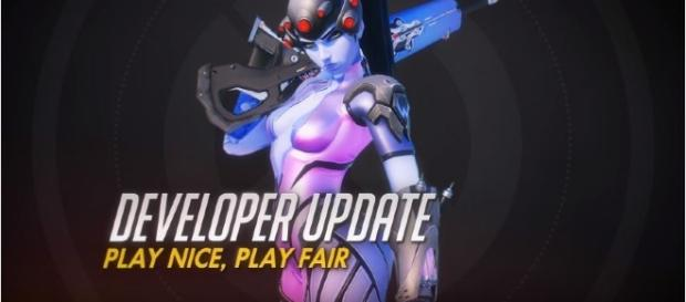 Blizzard's 'Avoid Me' feature in 'Overwatch' mutes players. [Image via YouTube/PlayOverwatch]