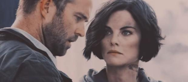 "Jane Doe and Kurt Weller will continue their romance in ""Blindspot"" Season 3. Photo by swanscaptn/YouTube Screenshot"