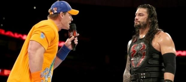 John Cena and Roman Reigns will finally go head-to-head in the WWE ring at Sunday's 'No Mercy 2017' PPV.