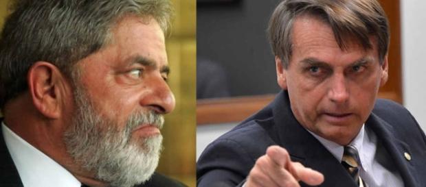 Lula e Bolsonaro podem fazer segundo turno em 2018