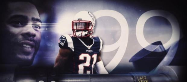 Malcolm Butler for New England Patriots - patriots.com/ Screengrab