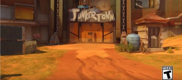 """""""Overwatch"""" gets its latest patch with the addition of the Junkertown map - YouTube/PlayOverwatch"""