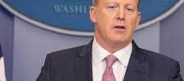 Sean Spicer/Wikipedia/https://es.wikipedia.org/wiki/Archivo:Press_secretary_Sean_Spicer.jpg
