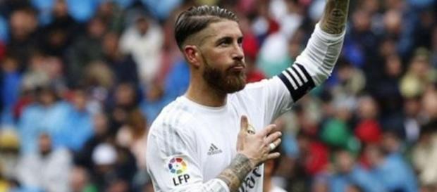 Sergio Ramos capitán del Real Madrid