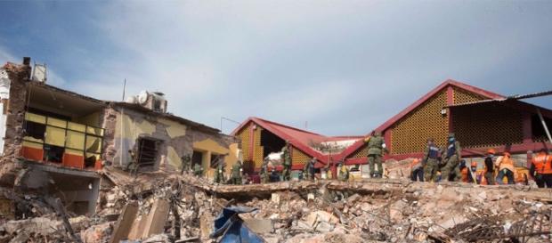 Terremoto 7.2 sacude a todo México