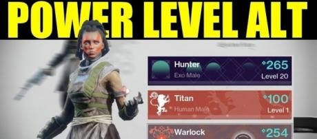 'Destiny 2' wants players to play three classes, same class leveling explained(Guiding Light/YouTube Screenshot)