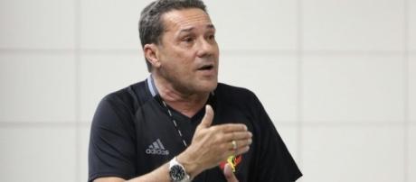 Luxemburgo - Treinador do Sport Recife