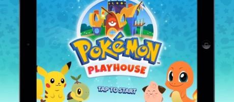 """Pokemon Playhouse"" is a new game for young children. Photo via The Official Pokémon YouTube Channel/YouTube"