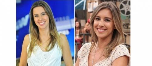 Apresentadoras da área esportiva da Rede Globo parecem irmãs gêmeas
