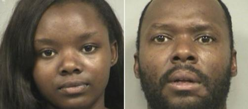 Dad And Daughter Beat Her Ex-Boyfriend In Classroom - Kansas City Police Department photo