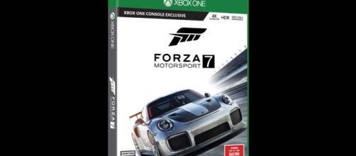 Forza Motorsport 7 on Xbox One X (Image credita: Xbox/YouTube)