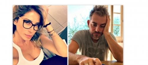 Grande Fratello vip: Daniele Bossari e Aida Yespica