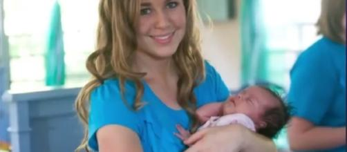Jana Duggar is rumored to be courting with a family friend named Caleb Williams. (Image Credit: The Fame/YouTube)