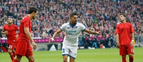 Karim Demirbay, possibile prossimo acquisto del Milan