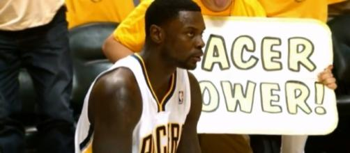 Lance Stephenson will have a crucial role for the Pacers in the 2017-18 season -- NBA via YouTube