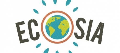 Logo moteur de recherche Ecosia (mbadmb.com)