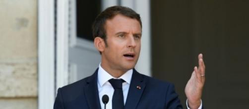 Macron achève sa tournée à l'Est en renforçant la pression sur la ... - liberation.fr