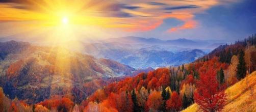 Meteo : venerdì e sabato col bel tempo, ma domenica comincia l'Autunno