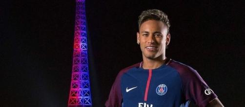 Neymar, il nuovo Re Sole di Francia.
