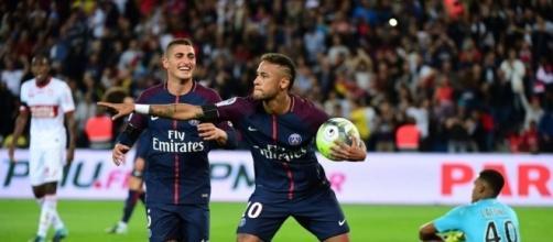 Neymar régale, le PSG cartonne ! (analyse et notes) - madeinfoot.com