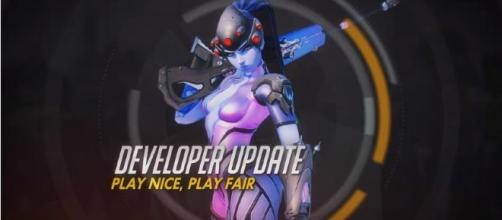 'Overwatch' to ban toxic players. [Image via YouTube/PlayOverwatch]