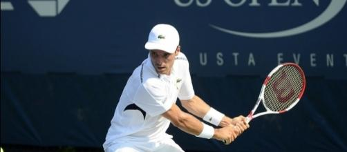 Roberto Bautista Agut at the 2014 US Open. Image Credit: Steven Pisano, Flickr -- CC BY 2.0