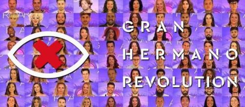 ¿Tongo en Gran Hermano Revolution?