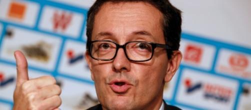 Une cible de moins à l'avenir pour le président Eyraud - sports.fr