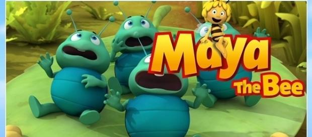 """Maya the Bee"" was first released in 2012 by Studio 100 Animation. [Image via Maya the Bee/YouTube]"